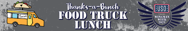 Thanks-a-Bunch Food Truck Lunch